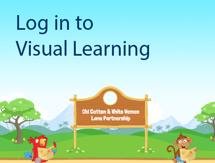 Log in to Visual Learning